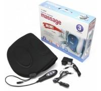 Массажная накидка мини для а.м с прогревом Robotic Cushion Massage HL-802