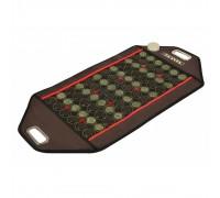 Турмалино-нефритовый тепловой коврик с турмалиновым браслетом PL-MAT2 STONE&PHOTON