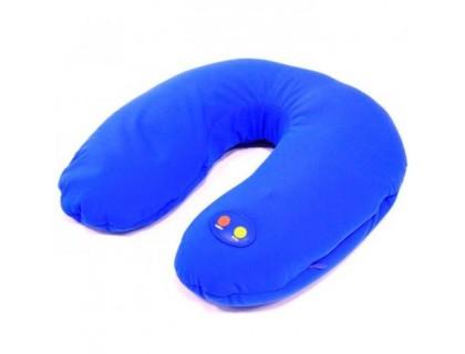 Массажная подушка uNeck PRO GESS-306 синяя