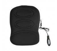 Массажная подушка для спины OMMASSAGE BM-1010 с подогревом