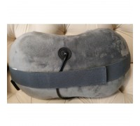 Массажная подушка Ergonova AppleMed grey (серая)