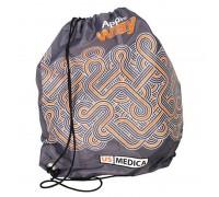 Рюкзак для массажной подушки US Medica Apple Way (серый)