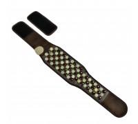 Турмалино-нефритовый тепловой пояс с турмалиновым браслетом Planta PL-BLT1 HEAT&HOT