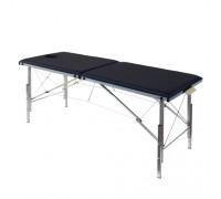 Складной массажный стол с системой тросов и изменением высоты 190*70 см (Th190)