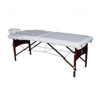 Массажный стол DFC NIRVANA, Relax, дерев. ножки, цвет бежевый (Beige) TS20112_B
