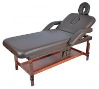 Стол массажный стационарный FIX-1A (МСТ-7Л)+Стул в подарок
