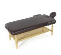 Стол массажный стационарный FIX-MT2 (МСТ-31Л) +Стул в подарок