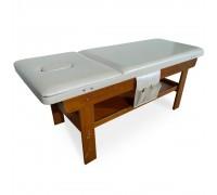 Стационарный массажный стол TEAL Station Wood M (75x200x70см)