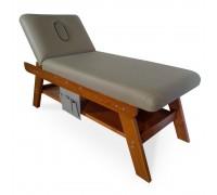 Стационарный массажный стол TEAL Station Wood Pro (75x200x70см)