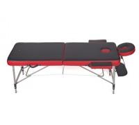 Массажный стол двухсекционный алюминиевый Casada AL-2-13 (CMK-401)