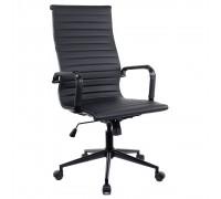 Кресло Everprof Rio Black T экокожа цвет черный (EP Rio black T black)