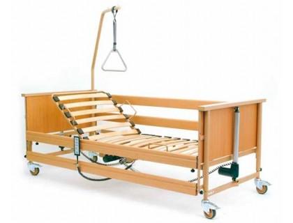 Медицинская кровать Burmeier Economic II с матрацем