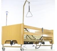 Кровать с электроприводом Belberg 1-194ДЛК, 5 функц. ДЕРЕВО