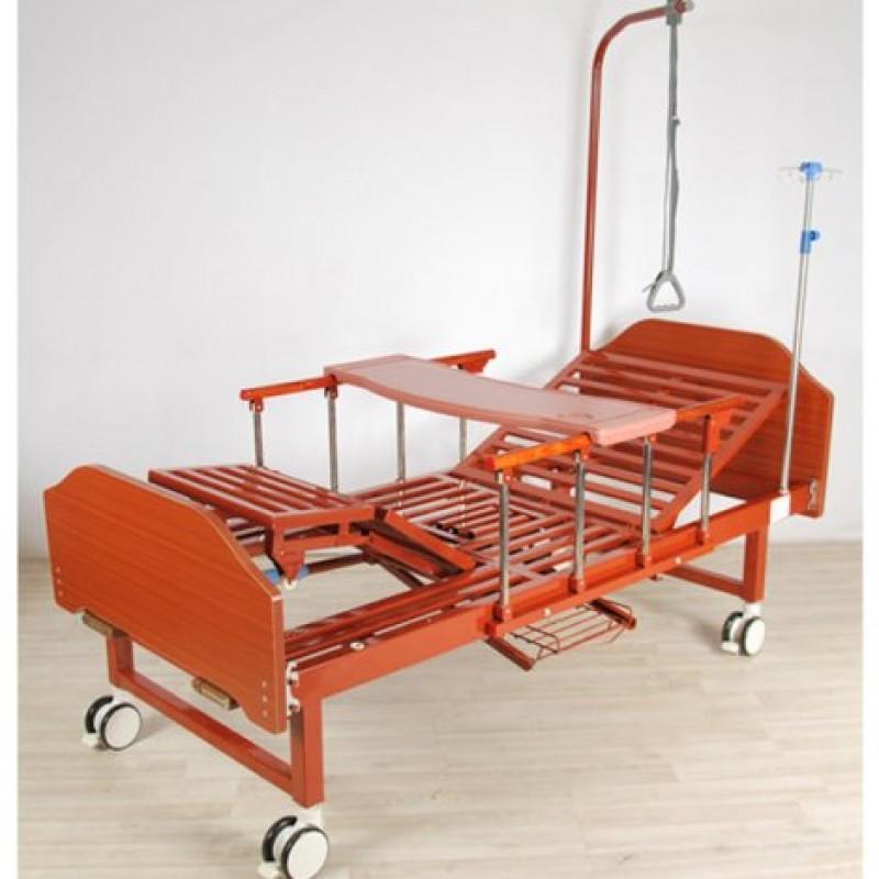 Инструкция по сборке медицинской кровати