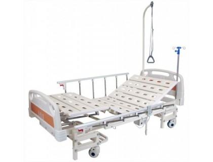 Кровать с электроприводом Belberg 6-66HA с ростоматом ПЛАСТИК (аккумулятор и столик в комплекте)