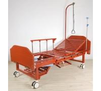 Кровать c механическим приводом Belberg 6-191Н с туалетным устройством ЛДСП