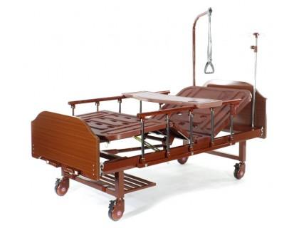 Кровать c механическим приводом со столиком Belberg 8-118ПЛН