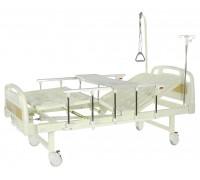 Кровать c механическим приводом со столиком Belberg 8-18ПЛН пластик