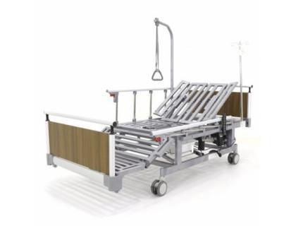 Кровать с электроприводом Belberg 11A-221ТПН ЛДСП (противопролежневый матрас+столик)