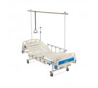 Кровать Армед функциональная механическая РС104-Н (с рамой Балканского)