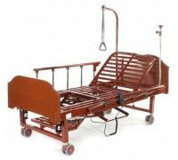 Кровать с электроприводом Belberg 2-131Н, ЛДСП (без матраса+столик)