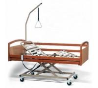 Кровать функциональная электрическая 3-х секционная INTERVAL (в комплекте с матрасом)