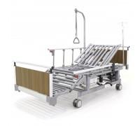 Кровать с электроприводом Belberg 11А-221ТПН,спинки ЛДСП, 5 функц (матрас+столик)