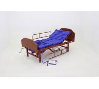 Кровать c механ. приводом Belberg 49-912ПН ЛДСП 3 функц. с туал.устр. (противопрол. матрас)