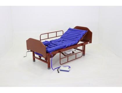 Кровать c механ. приводом Belberg 49-2120H-00, (912H)ЛДСП 3 функц. с туал.устр. (без матраса)