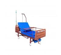 Кровать функциональная 3-х секционная механическая DHC FE-2 (без санитарного оснащения)