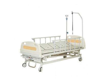 Кровать функциональная 4-х секционная механическая FE-4  с функцией переворачивания (без матраса)