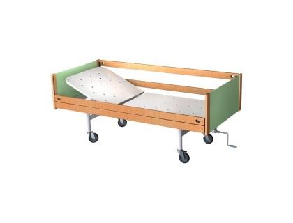 Кровать медицинская КФО-01 МСК-6101