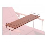 Столик надкроватный (Ш 850-1050 мм), цвет - орех