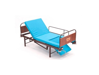 Кровать механич. BLY 0450 T (МЕТ KARDO Light) (11945) с функц кресла (198*93), без т/у, без матраса
