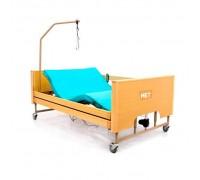 Кровать MET LARGO (14534) ШИРОКАЯ (ложе120 см) медицинская с электрическим приводом