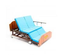 Кровать MET REVEL XL (15538),(ложе120см) с электро-туалетом и электро-переворотом (с противопрол.матрасом)