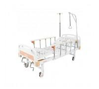 Кровать функциональная 4-х секционная механическая FB-4 (с матрасом)