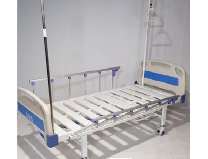 Кровать медицинская 2-х секц. КПС-РВ 1 (Е-17B) (р-р ложа 200*90см)