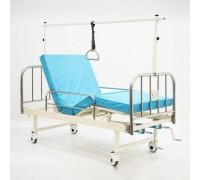 Кровать MET NOX (14655) механическая с матрасом
