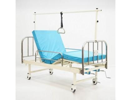 Кровать механич. BLY 0450 T (MET NOX) (14655) без туалетного уст-ва, без матраса