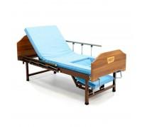 Кровать механич. BLY 0450 T (MET STAUT) (14642) с функц кресла (198*93см) без т/у ЛДСП, без матраса