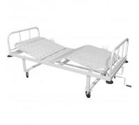 Кровать медицинская функциональная КМ-04 (3-секционная) HILFE