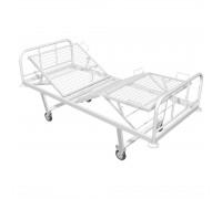 Кровать медицинская функциональная КМ-03 (3-секционная) HILFE