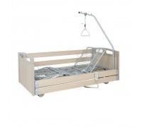 Кровать 4-х секционная электрическая Vermeiren LUNA Deluxe (матрас, дуга для подтягивания)