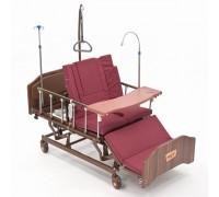 Кровать электрическая МЕТ REALTA арт.17135 (14640) с регулировкой высоты и с туалетным устройством (201*97), с матрасом