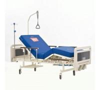 Кровать механич. BLC2414 K (МЕТ DM-380) (MET Лего М) (1050) с фиксированным ложем, без матраса