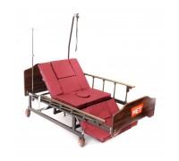 Кровать электрич. MET EVA lite (4148) с полным переворотом и туал/устройством (с матрасом)