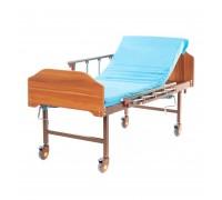 Кровать механич. BLY 0450 T (MET RESTAUT) (16495) с перевор. лежачих больных, без т/у, без матраса