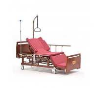 Кровать медицинская электрическая МЕТ REVEL (17091) с т/у (по ТУ 32.50.30-002-11459109-2019)