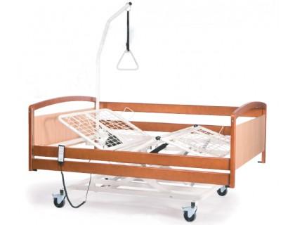 Кровать функциональная электрическая 3-х секционная Vermeiren INTERVAL XXL (матрас в комплекте)